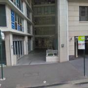 Undercover parking on Kent Street in Sydney