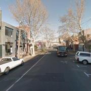 Garage parking on Kerr Street in Fitzroy Victoria 3065