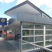 Indoor lot parking on Kingsgrove Road in Kingsgrove