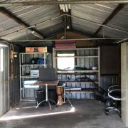 Garage storage on Kiora St in Altona Meadows