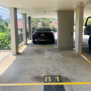 Undercover parking on Neutral Bay in New South Wales