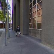 Indoor lot parking on La Trobe St in Melbourne