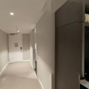 Indoor lot storage on La Trobe Street in Docklands