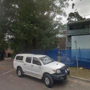 Indoor lot parking on Lamond Drive in Turramurra