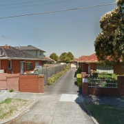 Garage storage on Landells Road in Pascoe Vale