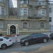 Garage parking on Larkin St in San Francisco