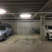 Indoor lot parking on Larkin Street in Camperdown