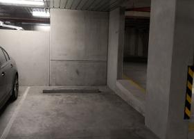 Secure indoor parking, Leveson St, North Melbourne.jpg