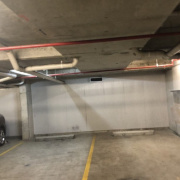 Garage parking on Grandstand Parade in Zetland