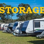 Outside storage on