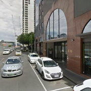 Indoor lot parking on Little Lonsdale Street in Melbourne