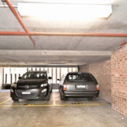 Indoor lot parking on liverpool st in waldore apartments