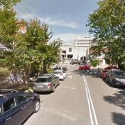 Garage parking on Llandaff Street in Bondi Junction New South Wales 2022