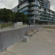 Indoor lot parking on Lorimer Street in Docklands