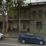Undercover parking on Lygon Street in Carlton