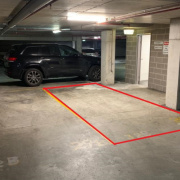 Indoor lot parking on Macmahon Street in Hurstville
