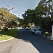 Garage parking on Macquarie Street in St Lucia Queensland