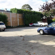 Outdoor lot parking on Malvern Rd in Toorak