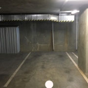 Indoor lot parking on Manning Street in South Brisbane