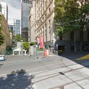 Garage parking on Market Street in Melbourne