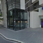 Garage parking on Marmion Place in Docklands