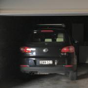 Garage parking on Martins Avenue in Bondi