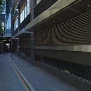 Garage parking on McCrae St in Docklands