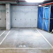 Indoor lot parking on McCrae Street in Docklands
