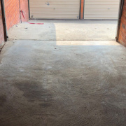 Garage storage on McDonald Street in Freshwater New South Wales 2096