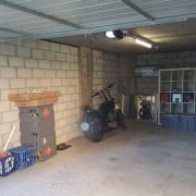 Garage parking on Mckye Street in Waverton