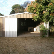 Outdoor lot storage on Merriwa St in Boggabilla
