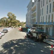 Indoor lot parking on Merriwa Street in Gordon