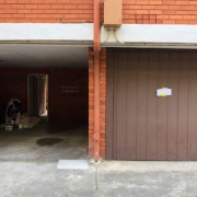 Garage storage on Mitford St in St Kilda