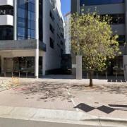 Indoor lot parking on Moore Street in City Australian Capital Territory 2601