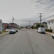 Garage parking on Moraga St in San Francisco