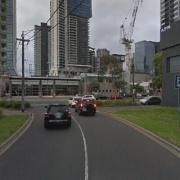 Outdoor lot parking on Moray Street in Southbank