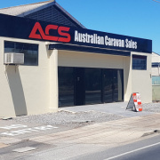 Outside storage on Morphett Rd in Camden Park