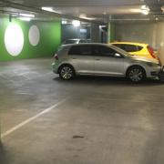 Undercover parking on Mount Street in West Perth