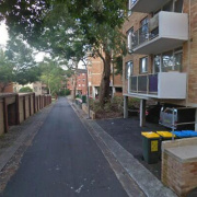 Indoor lot storage on Mowbray Road West in Lane Cove North