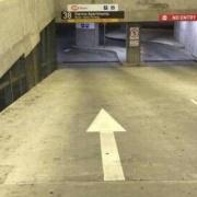 Indoor lot parking on Mt Alexander Rd in Travancore