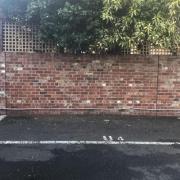 Driveway parking on Murphy Street in Richmond