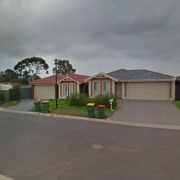 Driveway storage on Neilson Court in Munno Para West