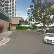 Garage parking on Nicholson Place in Saint Leonards