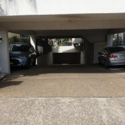 Garage storage on North Steyne in Manly New South Wales 2095