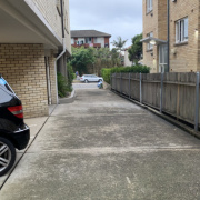 Undercover parking on O'brien Street in Bondi Beach New South Wales 2026