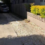 Driveway parking on Oakley Road in North Bondi