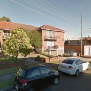 Garage parking on Ocean Street in Kogarah New South Wales 2217