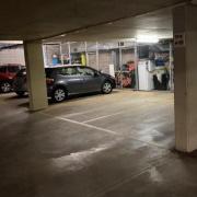 Undercover parking on Orpington Street in Ashfield