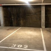 Indoor lot parking on Pacific Highway in North Sydney New South Wales 2060