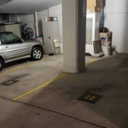 Undercover parking on Palmer Street in Woolloomooloo